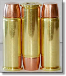 DANGEROUS GAME HEAVY 44 MAGNUM - Mono-Metal Pistol & Handgun