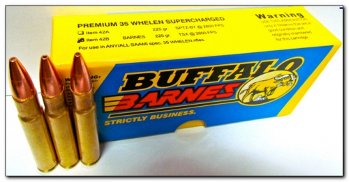 BUFFALO-BARNES PREMIUM 35 WHELEN SUPERCHARGED