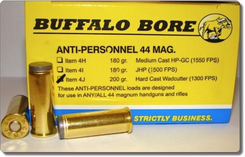 ANTI-PERSONNEL 44 MAG  Pistol and Handgun Ammo