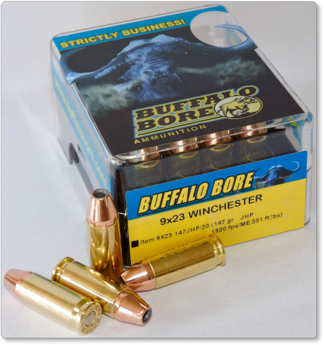 9X23 Winchester Pistol and Handgun Bullets Pistol & Handgun Ammunition
