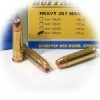 Heavy 357 Magnum Pistol and Handgun Ammo