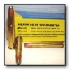 Heavy 30-30 Winchester Rifle Ammunition